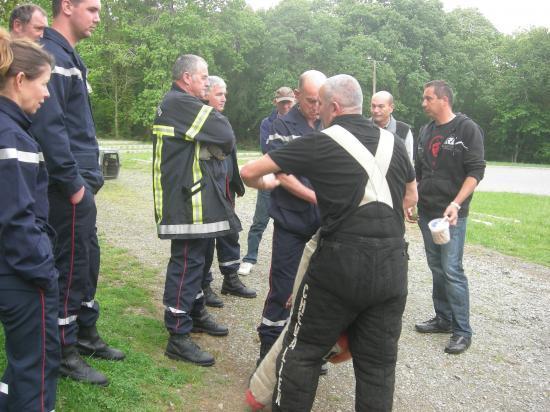 Pompiers de Moëlan
