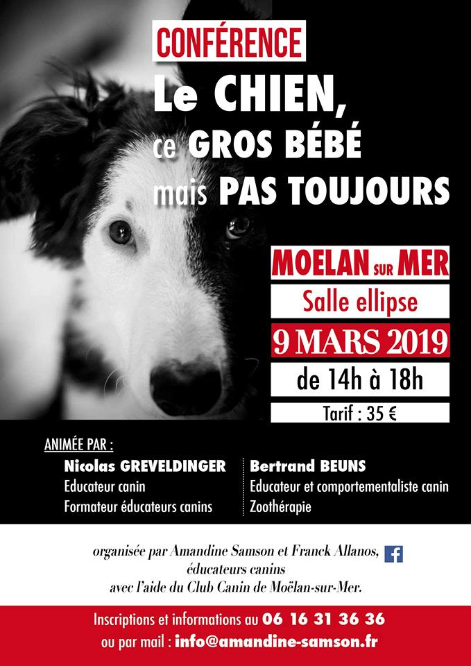 Affiche conference 9 mars 2019